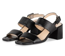 Sandaletten PURE - SCHWARZ