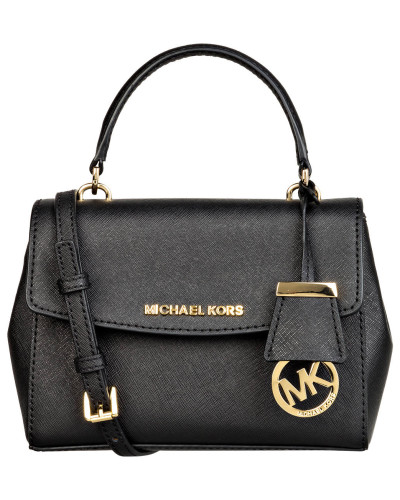 michael kors damen saffiano handtasche ava mini 6 reduziert. Black Bedroom Furniture Sets. Home Design Ideas