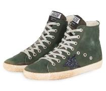 Hightop-Sneaker FRANCY - oliv