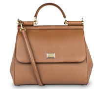 Handtasche MISS SICILY REGULAR - braun