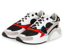 Sneaker EZE BLANC - WEISS/ SCHWARZ