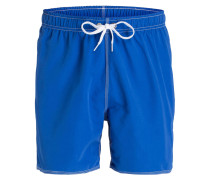 Badeshorts FUNDAMENTAL SOLID - blau