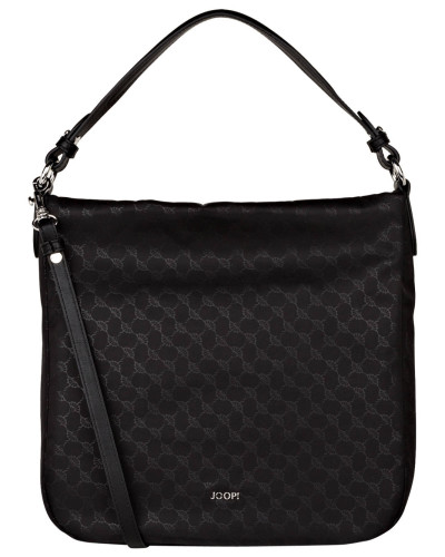 Hobo-Bag DINA - schwarz