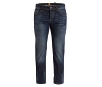 Jeans ORANGE 90 Tapered-Fit - blau