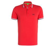 Piqué-Poloshirt PADDY Modern-Fit - rot