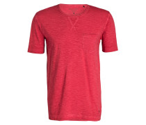 Loungeshirt - rot