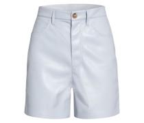Shorts LEANA in Lederoptik