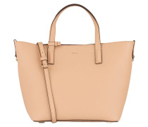 Saffiano-Shopper - beige