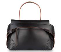 Handtasche WAVE MEDIUM - schwarz
