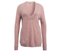 Cashmere-Pullover - nude