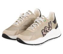 Plateau-Sneaker WAVE - BEIGE