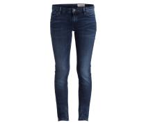 Skinny-Jeans - combo dark blue