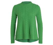 Cashmere-Pullover - hellgrün
