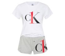 Shorty-Schlafanzug CK ONE