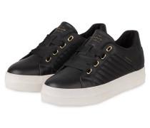 Plateau-Sneaker AVONA - SCHWARZ