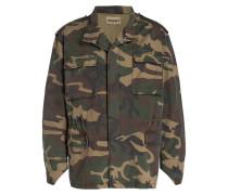 Fieldjacket - beige/ braun/ khaki