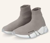 Hightop-Sneaker SPEED 2.0 - GRAU/ WEISS