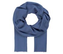 Cashmere-Schal - blau