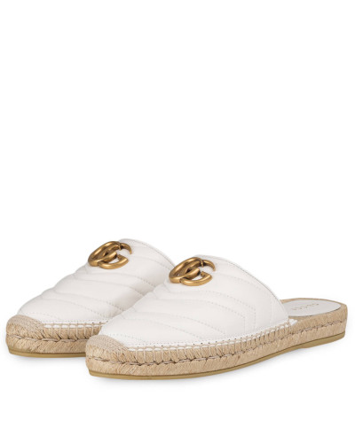 Espadrilles GG MARMONT - GREAT WHITE