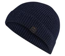 Mütze KATAPIC - dunkelblau meliert