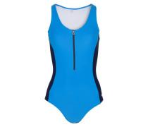 Badeanzug LYNN - blau