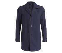 Mantel STRAIGHT - dunkelblau
