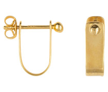 Ohrstecker RIVET - gold