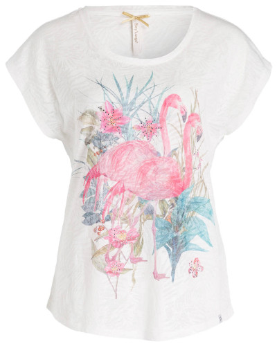 T-Shirt BREEZE - offwhite