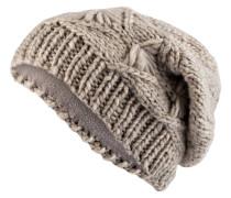 Mütze - sand