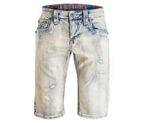 Jeans-Bermudas BARRY - blau