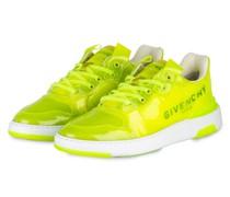 Sneaker WING - NEONGELB