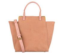 Trapez-Tasche - rosa