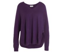 Cashmere-Pullover - lila