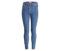 High Waist-Jeans - bluv blue vintage denim