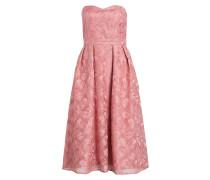 Midi-Kleid - rosa
