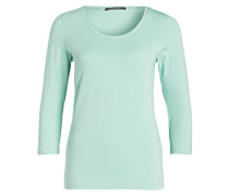 Jersey-Shirt mit 3/4-Arm