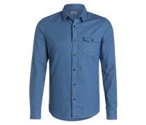 Hemd WINSTON Slim-Fit - blau