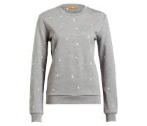 Sweatshirt TABIRDY - dunkelgrau meliert