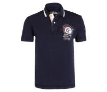 Poloshirt GANDY - blau