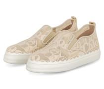 Slip-on-Sneaker - 6J1 Mild Beige