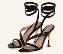Sandaletten BEATRIX - SCHWARZ/ GOLD
