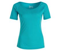 Funktionswäsche-Shirt TEMPO SCOOP mit Merinowolle-Anteil