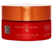 HAPPY BUDDHA - BODY SCRUB 250 gr, 5.96 € / 100 g