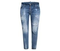 Destroyed Jeans SEXY TWIST Slim Fit