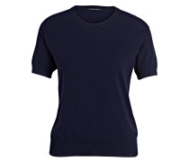 Strickshirt - navy