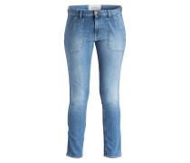 7/8-Jeans SALLY - lightusedblue
