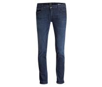 Skinny-Jeans KATEWIN - blau