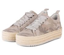 Plateau-Sneaker HILL - grau