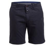 Chino-Shorts Regular-Fit - blau