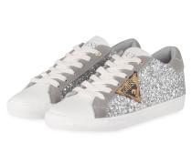 Sneaker VEGA - silber metallic/ offwhite